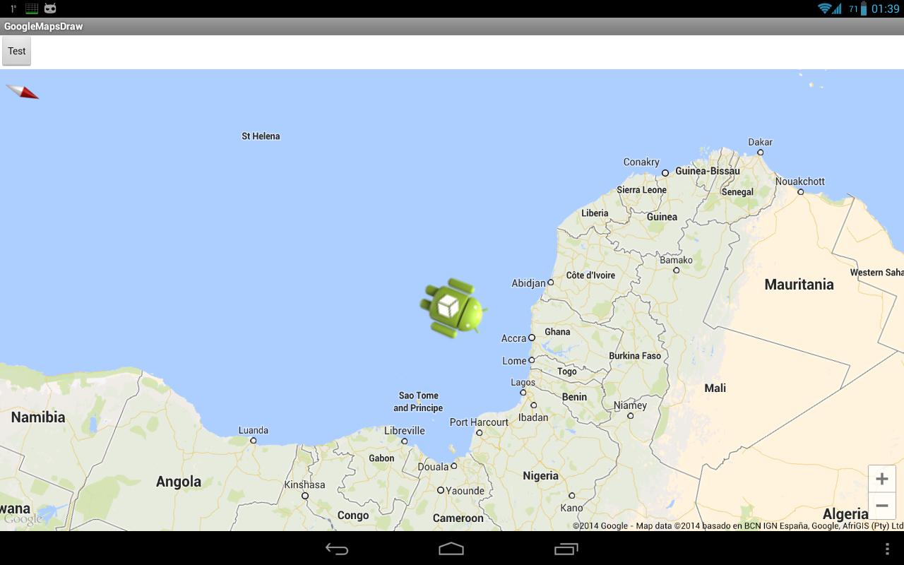 Урок 140  Google maps  Свои объекты на карте